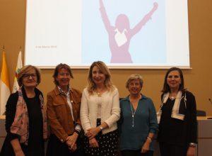 mesa mujeres exito profesional CEU CH