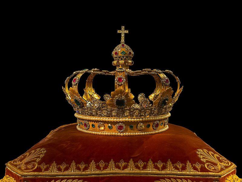 El peso de la corona