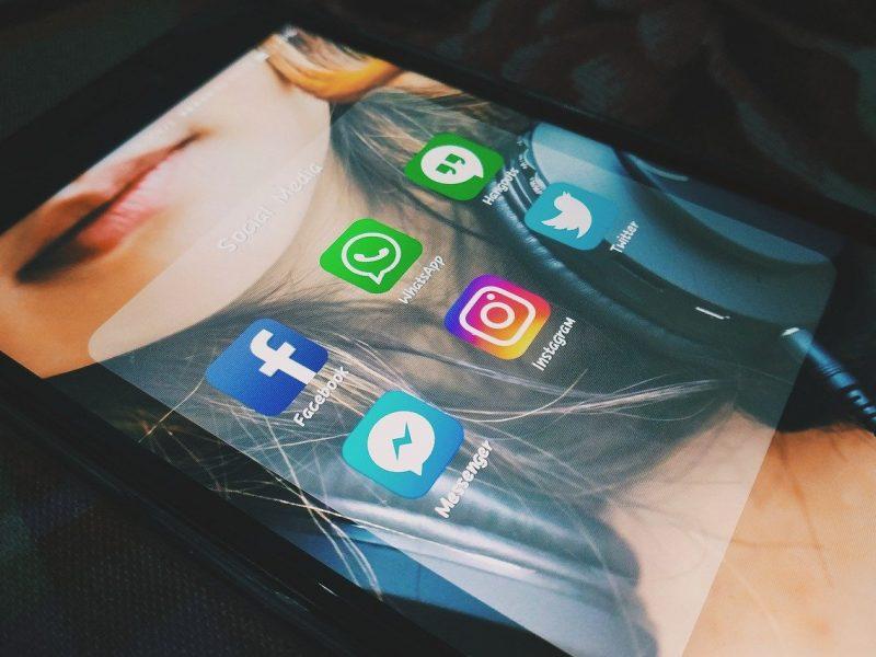 Cuarentena Redes sociales